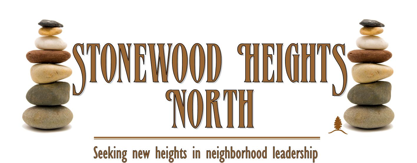 Stonewood Heights North: Seeking New Heights in Neighborhood Leadership