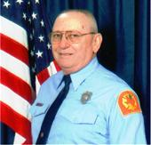 Firefighter/EMT John Sliger