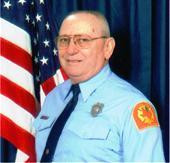 Firefighter/EMT John Sliger