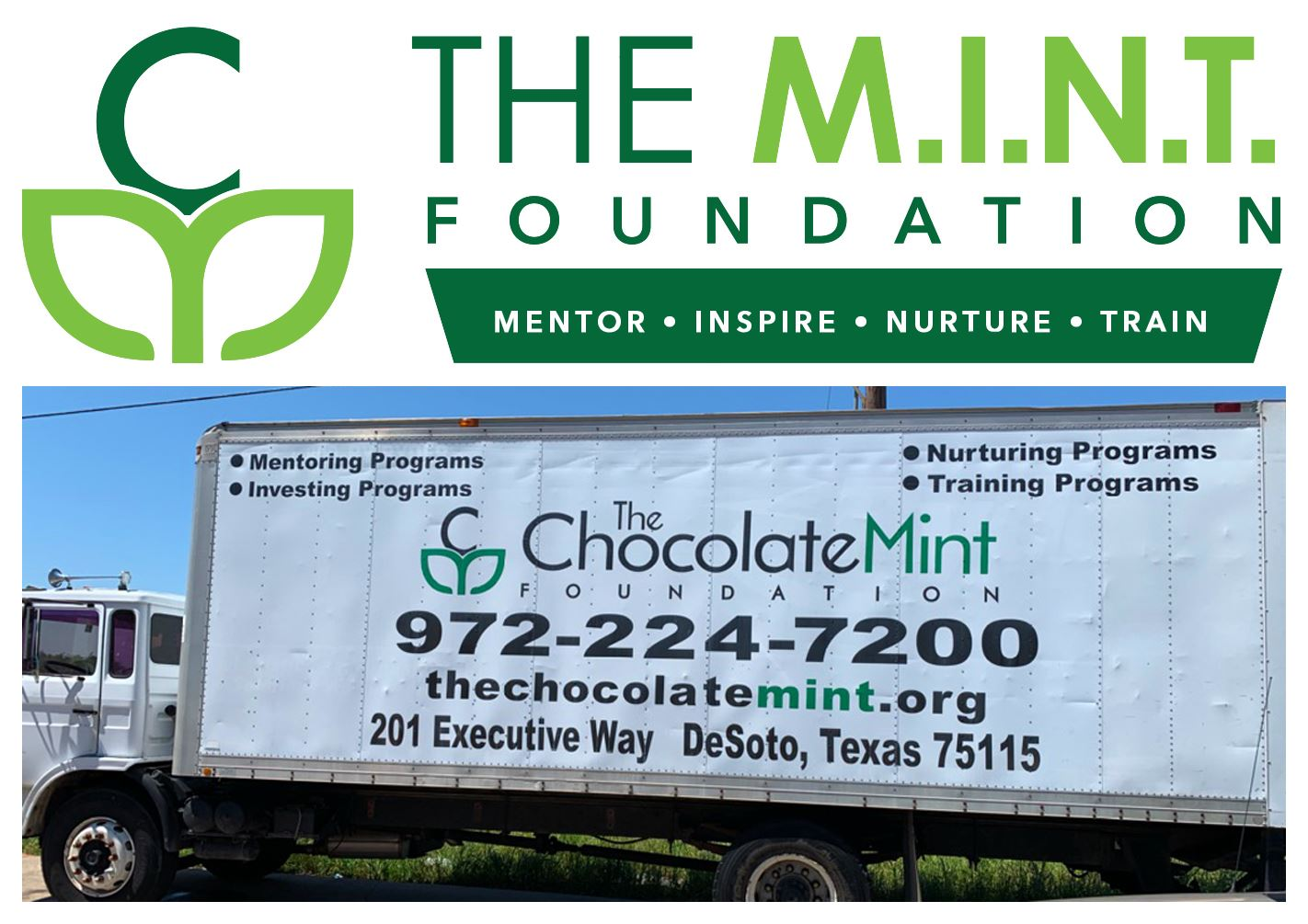 MINT Foundation Image Opens in new window