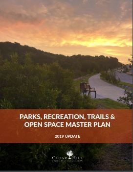 Cover of the 2019 Master Plan Update Opens in new window
