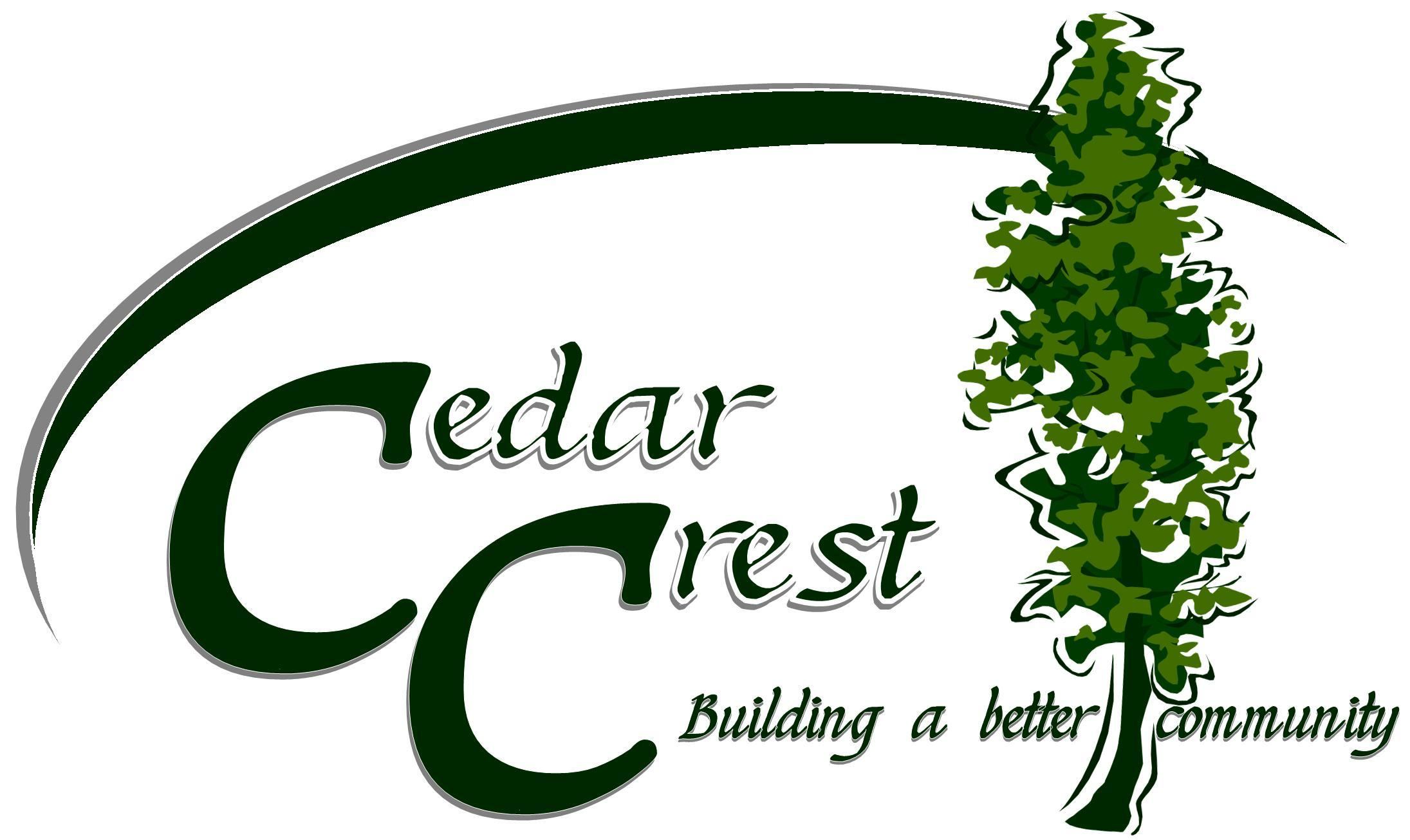 Cedar Crest: Building a Better Community